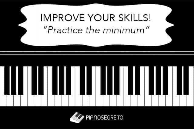 Errori al pianoforte dovuti alla mancanza di competenze