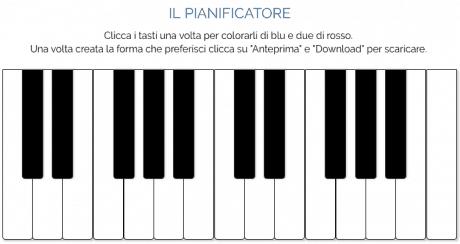 Materiale per studiare pianoforte gratis scarica ora for Pianificatore di blueprint gratuito