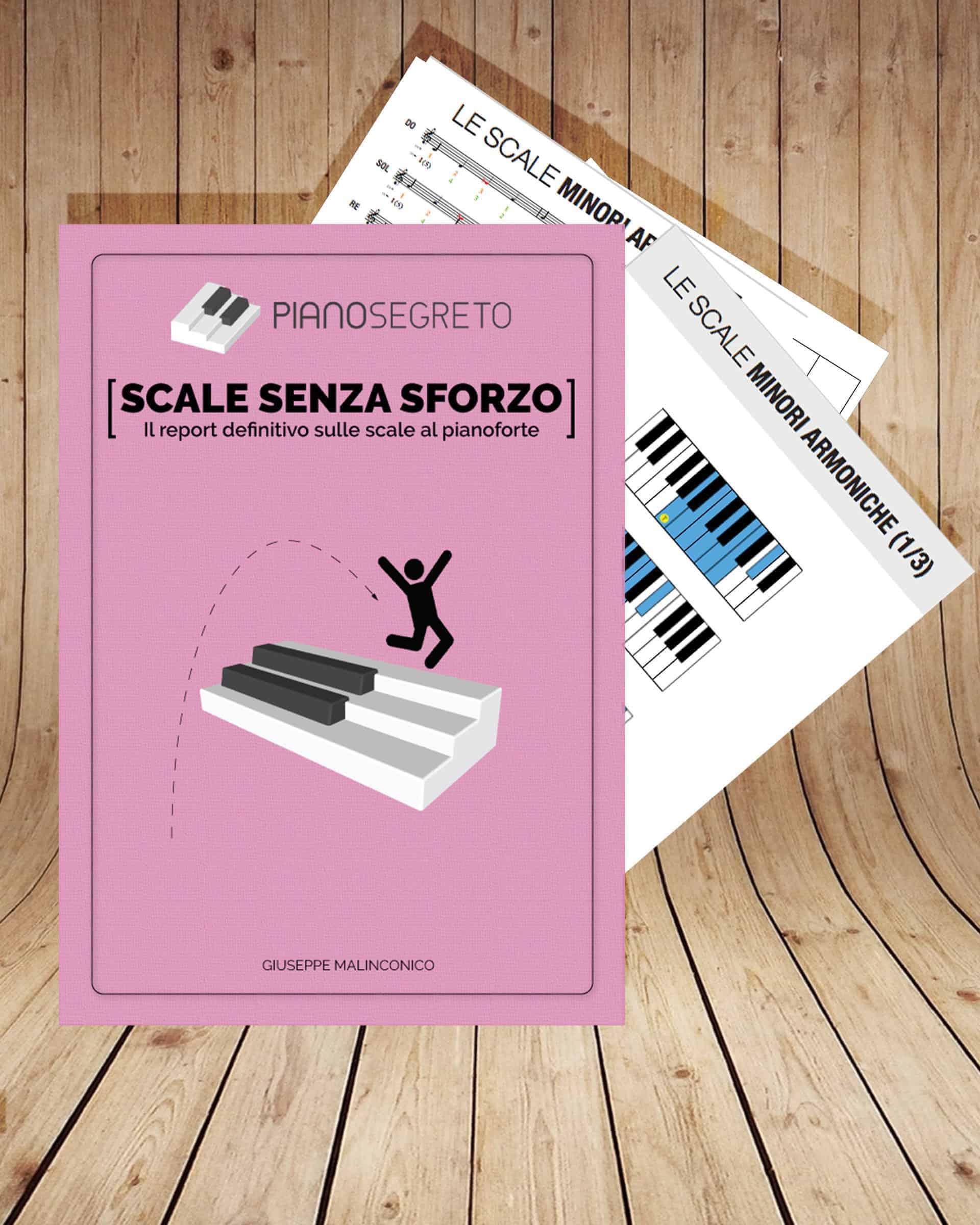 scale pianoforte gratis