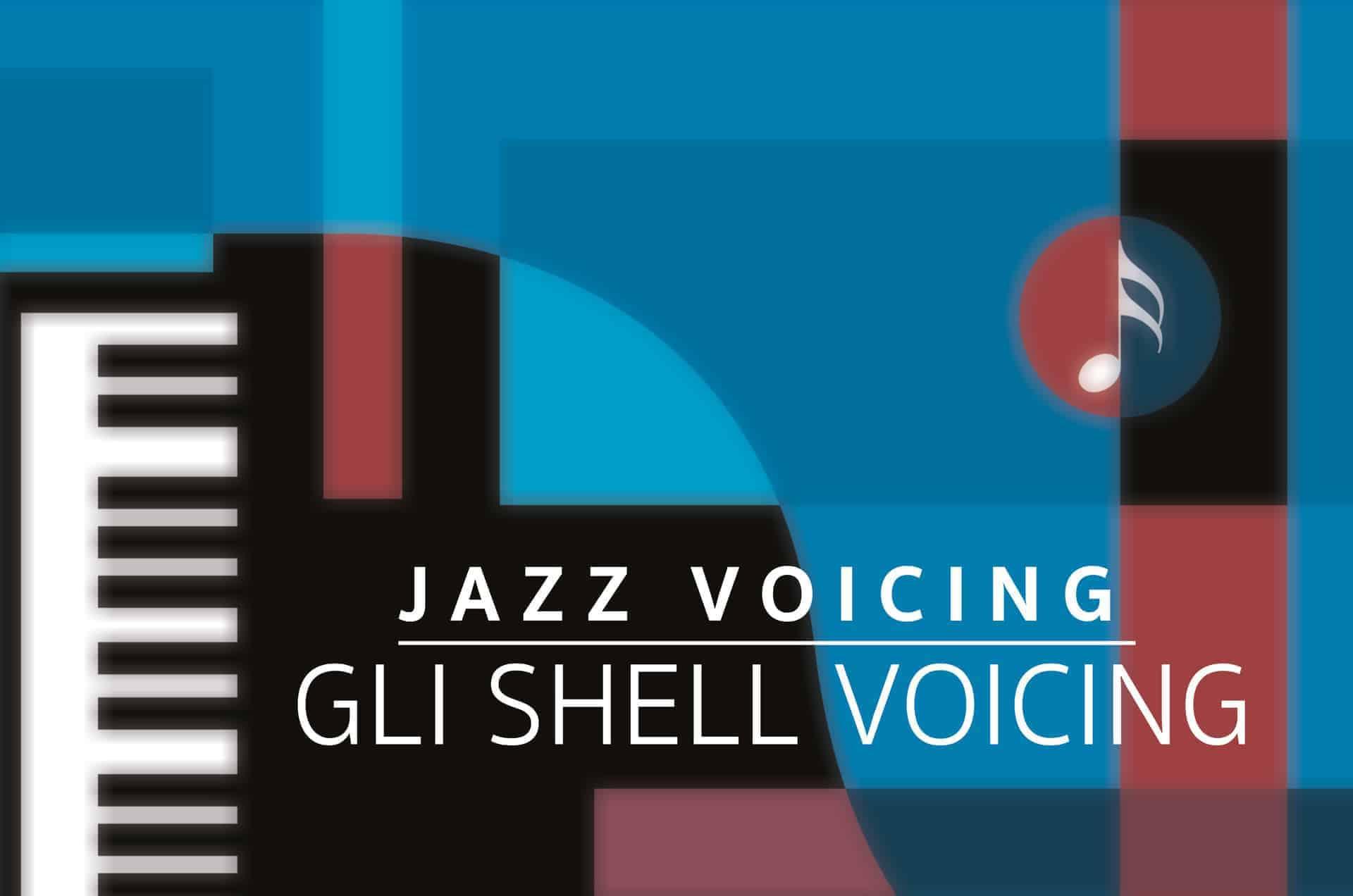 shell voicing al pianoforte