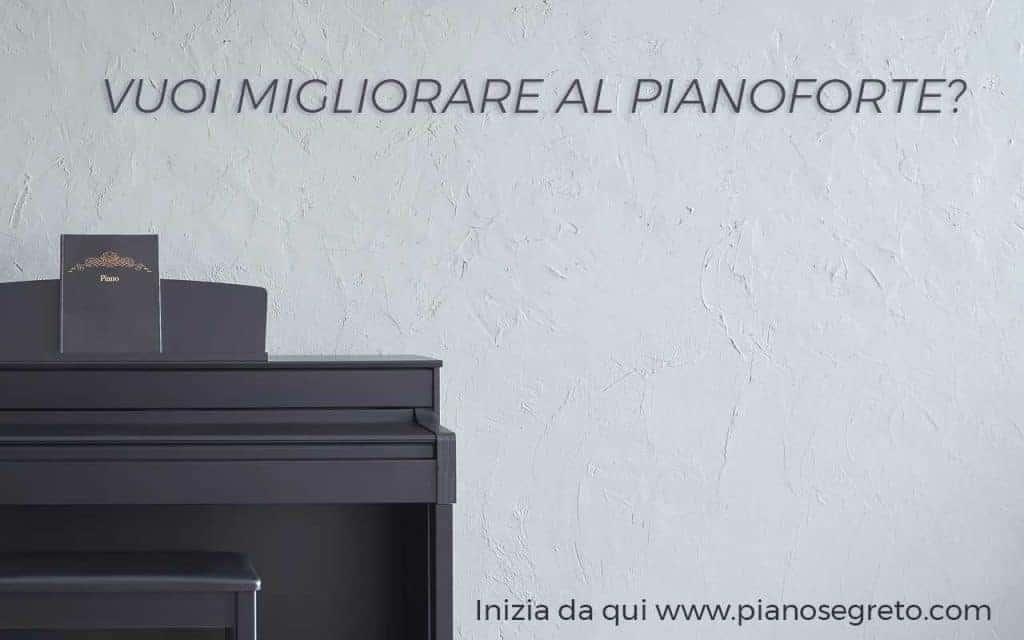 Lezioni di pianoforte online gratis