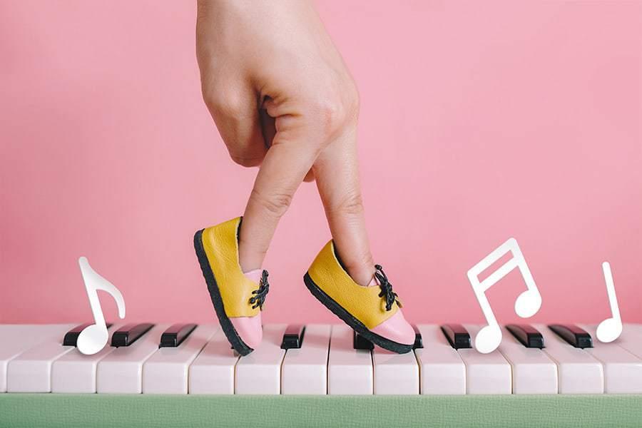 pianoforte da zero