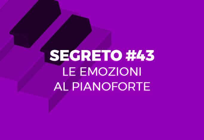 emozioni al pianoforte