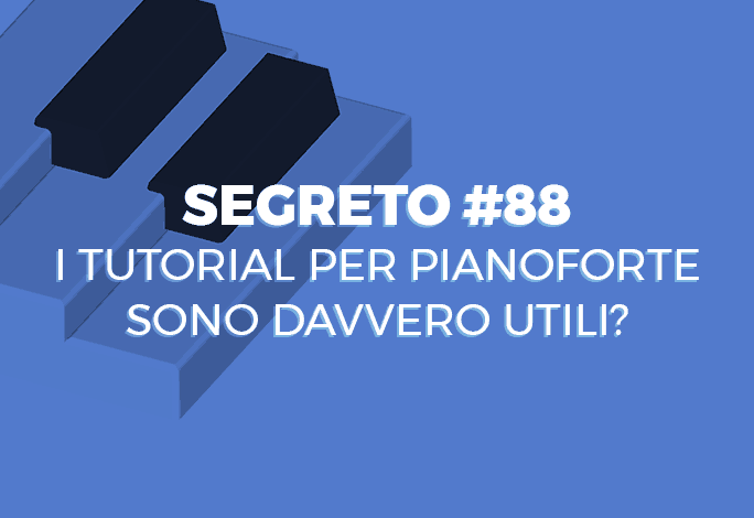 tutorial pianoforte
