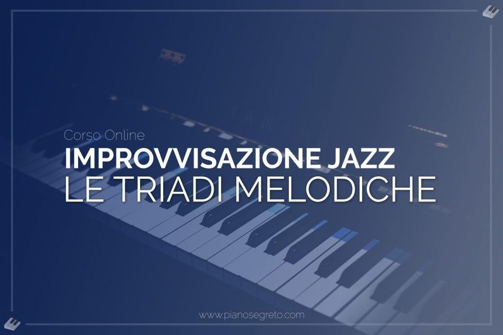 improvvisazione jazz al pianoforte