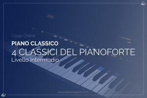 Piano classico intermedio