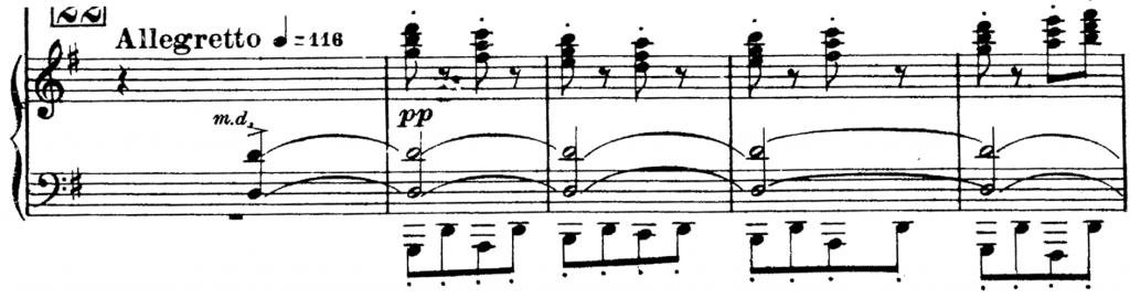 pedale tonale