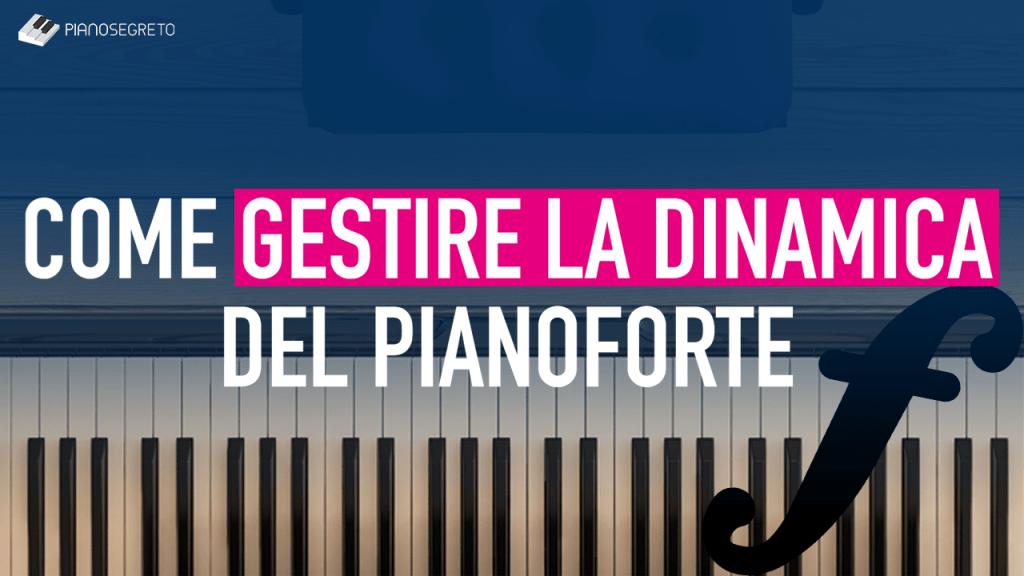 dinamica pianoforte
